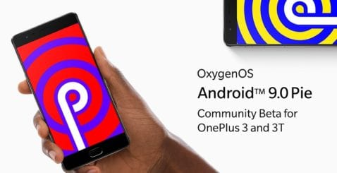 Android Pie OnePlus 3 y 3T