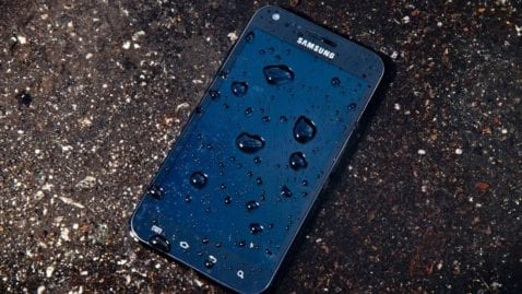 Android agua