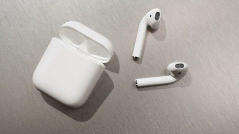 Auriculares inalámbricos Airpods