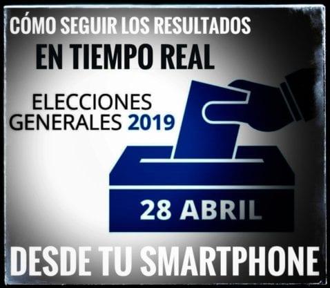 Aplicación elecciones generales