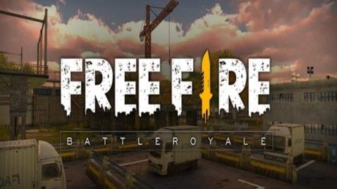 Logo de Free Fire