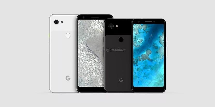 Google Pixel 3a y 3a XL