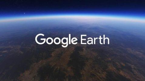 Google Timelapse