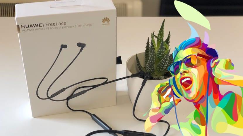 Huawei FreeLace, analizamos los últimos auriculares de Huawei