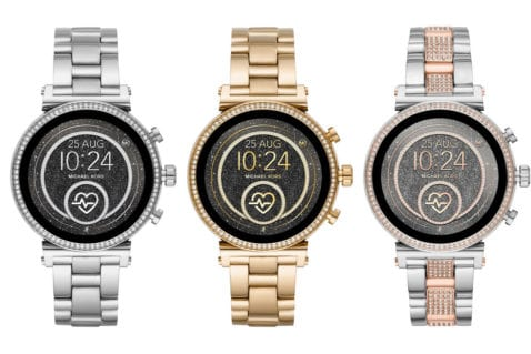 Michael Kors Sofie Heart Rate