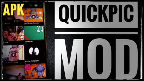 Descargar APK Quickpic Mod