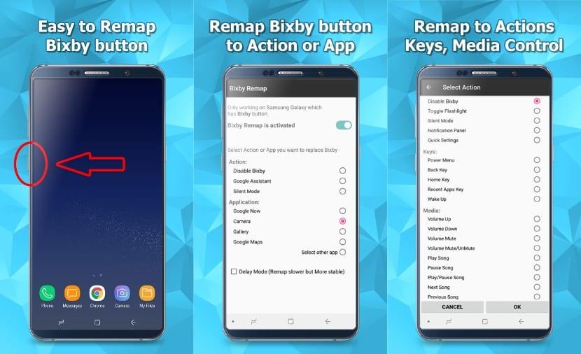 Bixby Remap