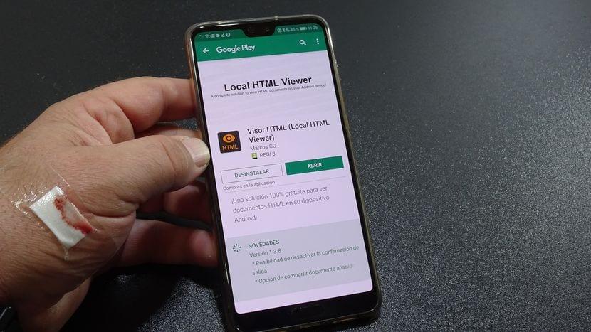 El mejor editor visor HTML para Android