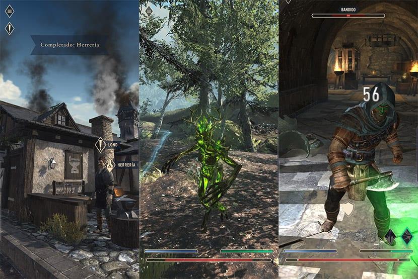 Elder Scrolls Android