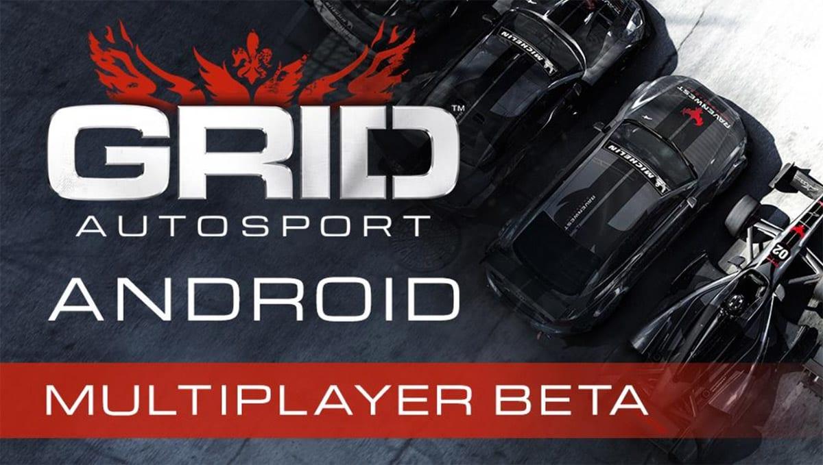 GRID Autosport beta