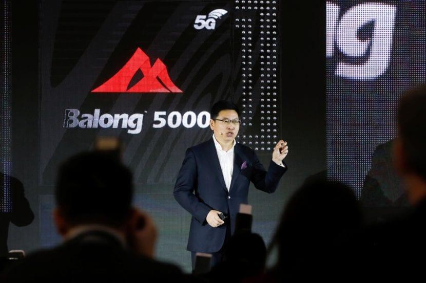 Huawei Balong 5000, el primer módem 5G de Huawei