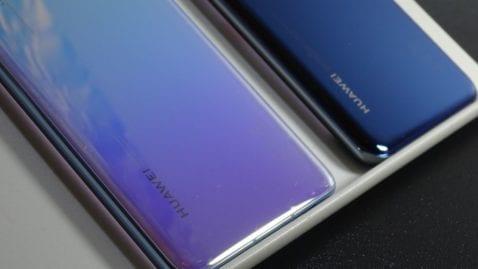 Huawei P30 VS Huawei P20 PRO traseras