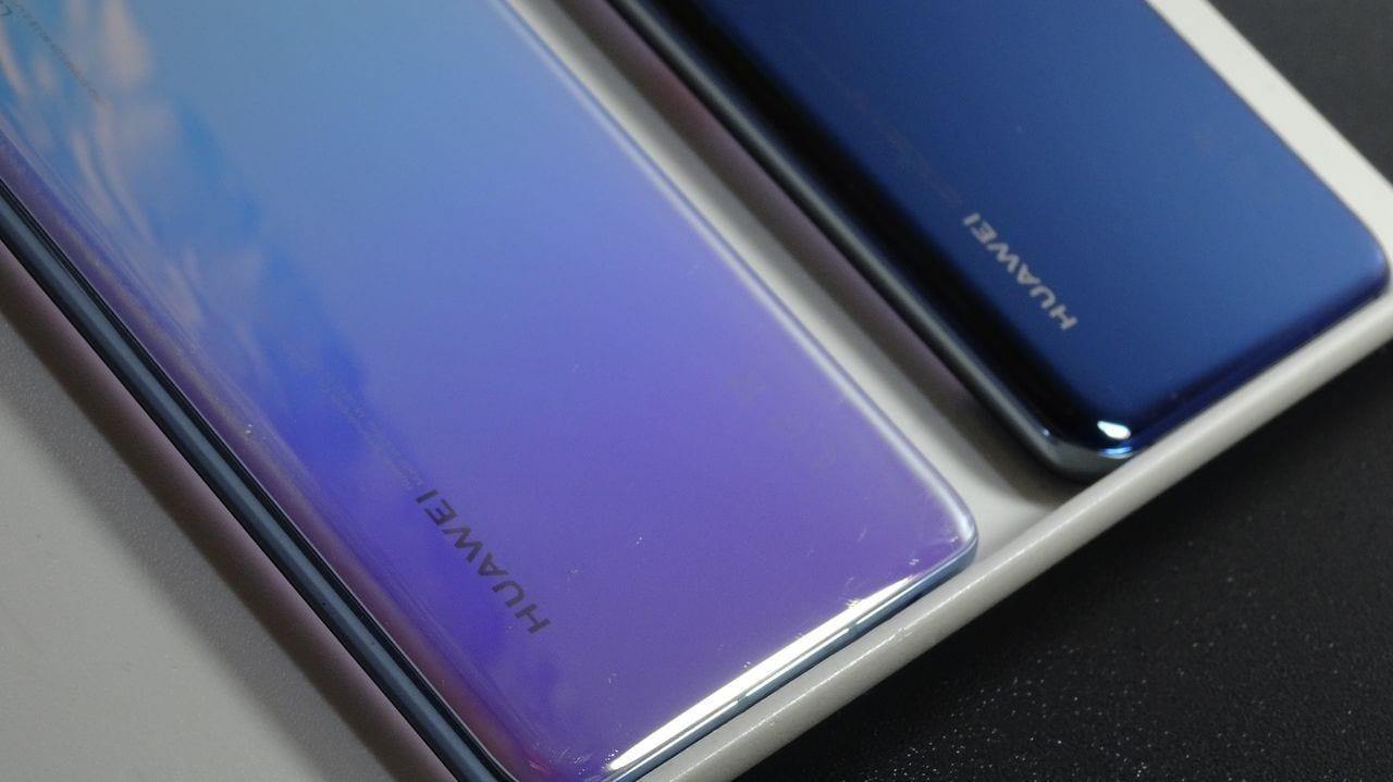 Huawei P30 VS Huawei P20 PRO parte trasera