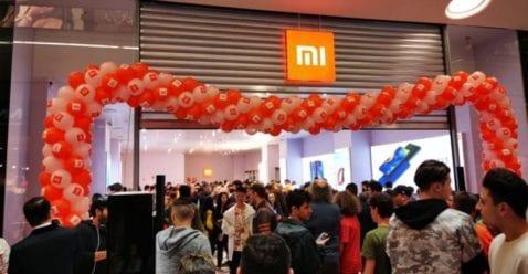 Xiaomi inaugura su primera Mi Store de Rumania