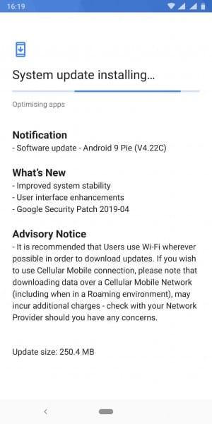 El Nokia 9 Pureview recibe una nueva actualización con varias mejoras