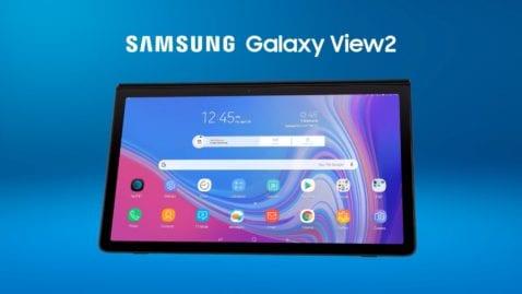 Samsung Galaxy View2