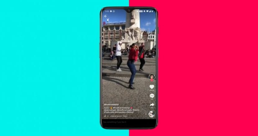 TikTok, apps de red social y creación de videos