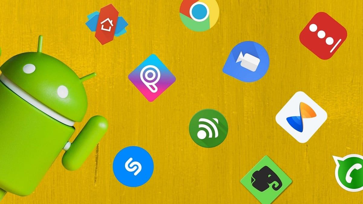 Android aplicaciones