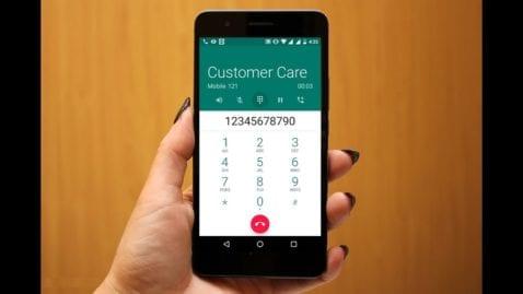 Android numero de telefono