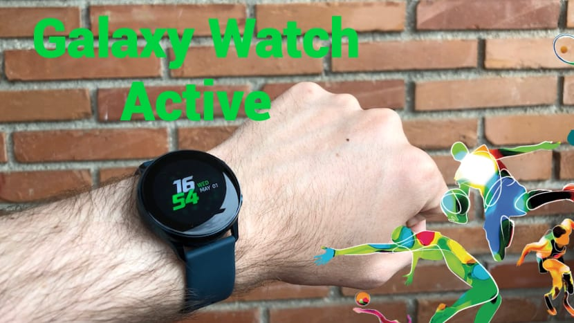 Galaxy Watch Active, analizamos el reloj accesible de Samsung