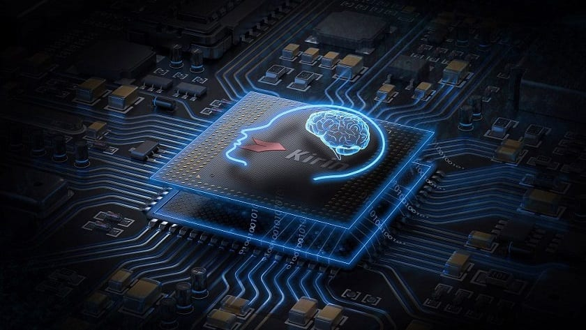 Kirin de Huawei