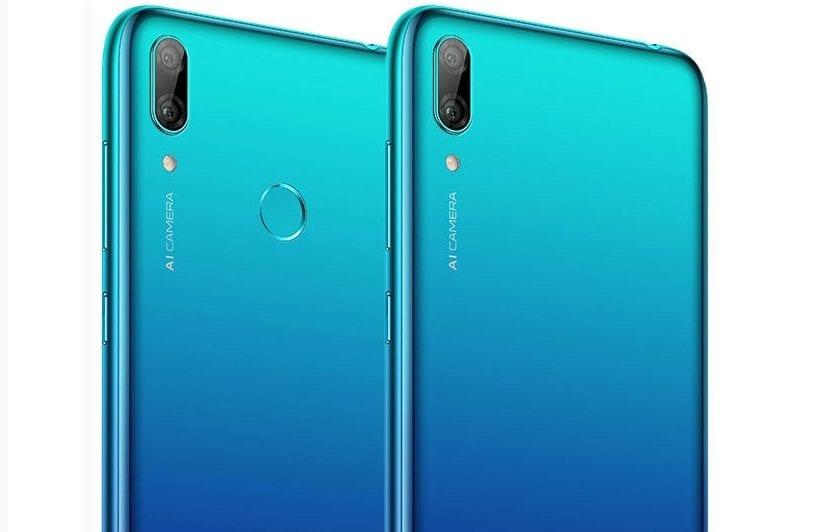 Huawei Y7 Prime y Huawei Y7 Pro