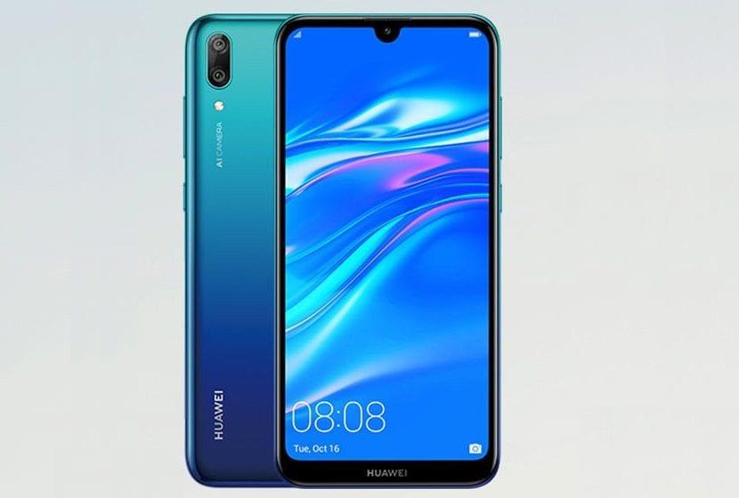 Huawei Y7 Prime y Y7 Pro