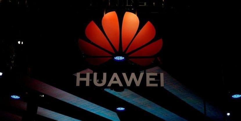 Huawei logo compañía