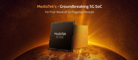 MediaTek SoC 5G