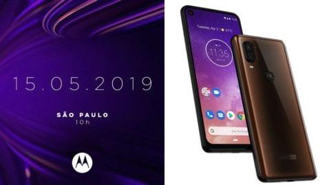 Motorola One Vision presentacion