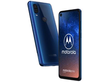 Motorola One Vision renders