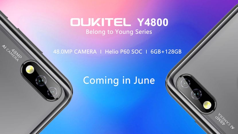 Oukitel Y4800
