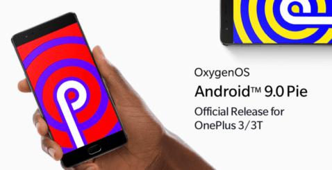 Los OnePlus 3 y 3T reciben Android Pie de manera oficial