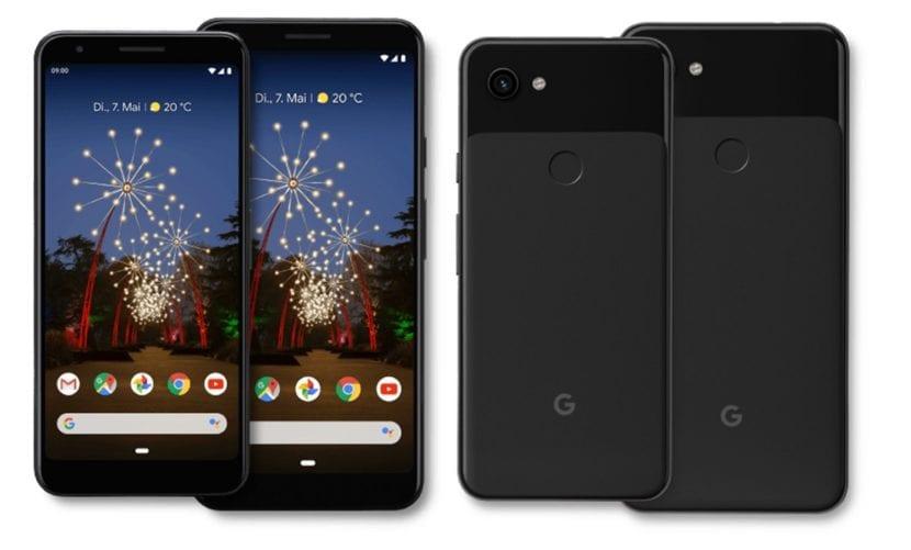 Pixel 3a y Pixel 3a XL