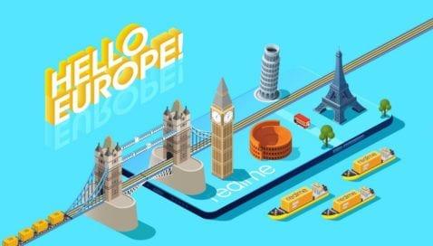 Realme lanzamiento Europa