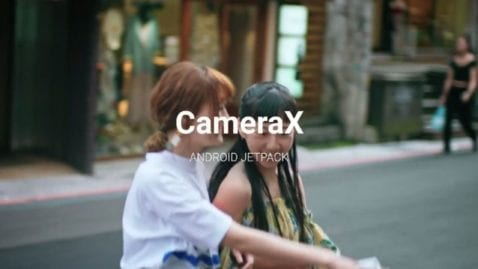 CameraX es la nueva API de cámara para desarrolladores lanzada por Google