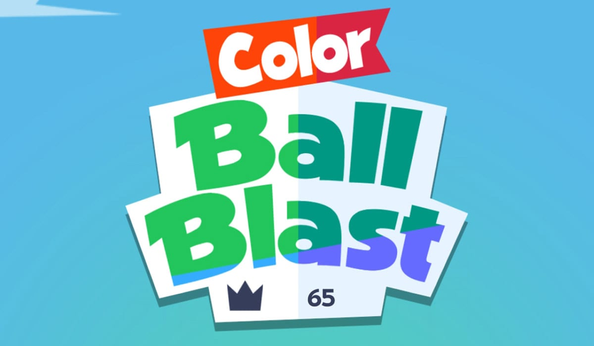 Color Blast Ball