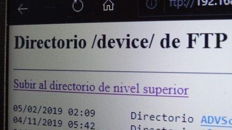 Cómo usar FTP para enviar archivos al ordenador