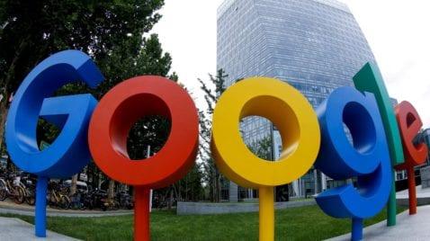 Google logo compañía