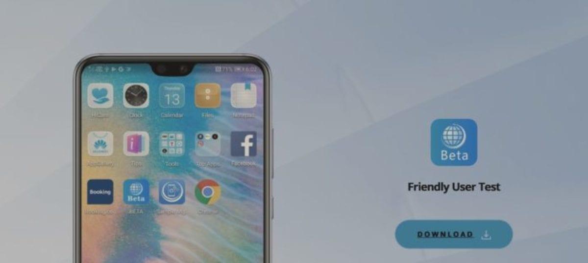 Huawei lanza el programa Android Q Beta para el Mate 20 Pro