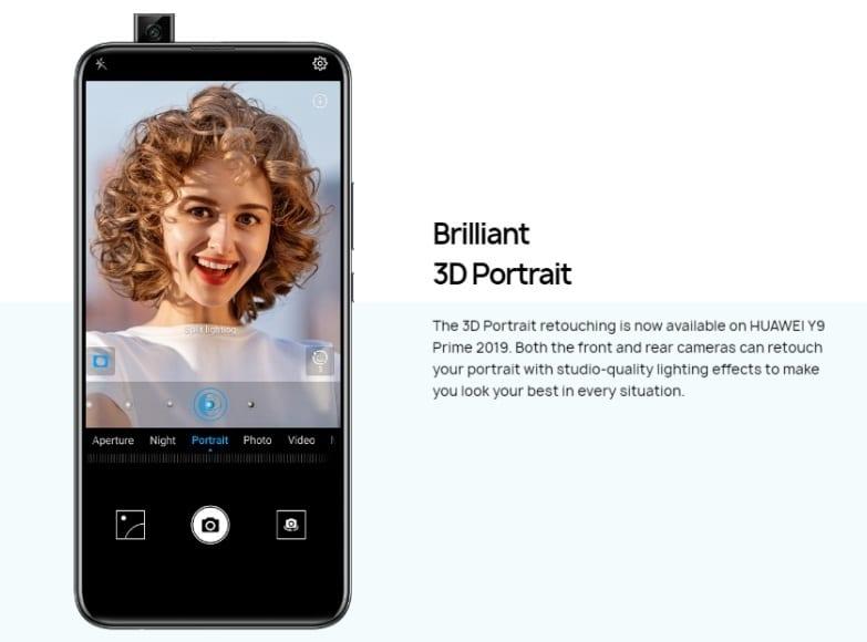 Huawei Y9 Prime (2019)