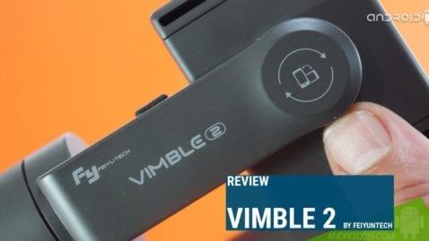 Vimble 2, un Gimbal casi profesional de alta calidad