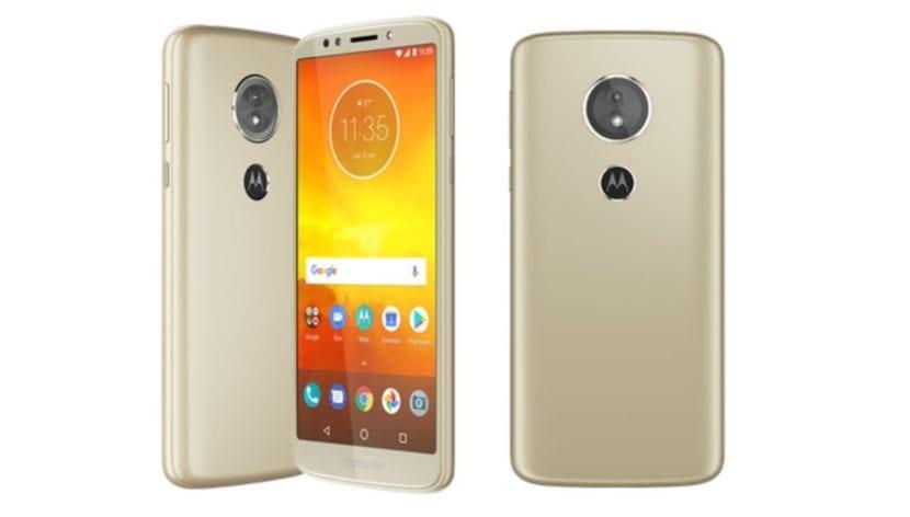 Motorola Moto™ E5