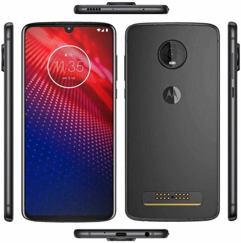 Motorola Moto™ Z4