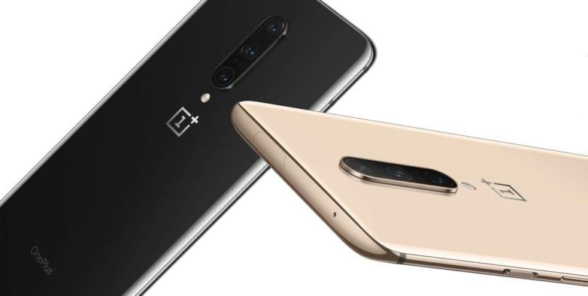 OnePlus siete Pro diseño