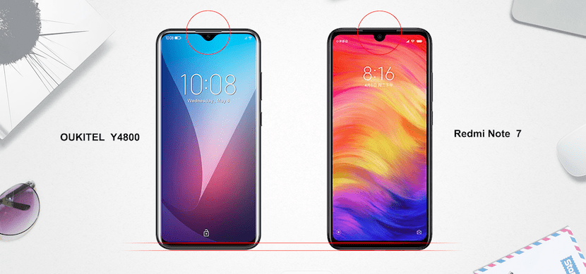 Oukitel Y4800 - Young Series