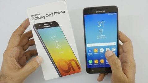 Samsung Galaxy On7 Prime (2018)