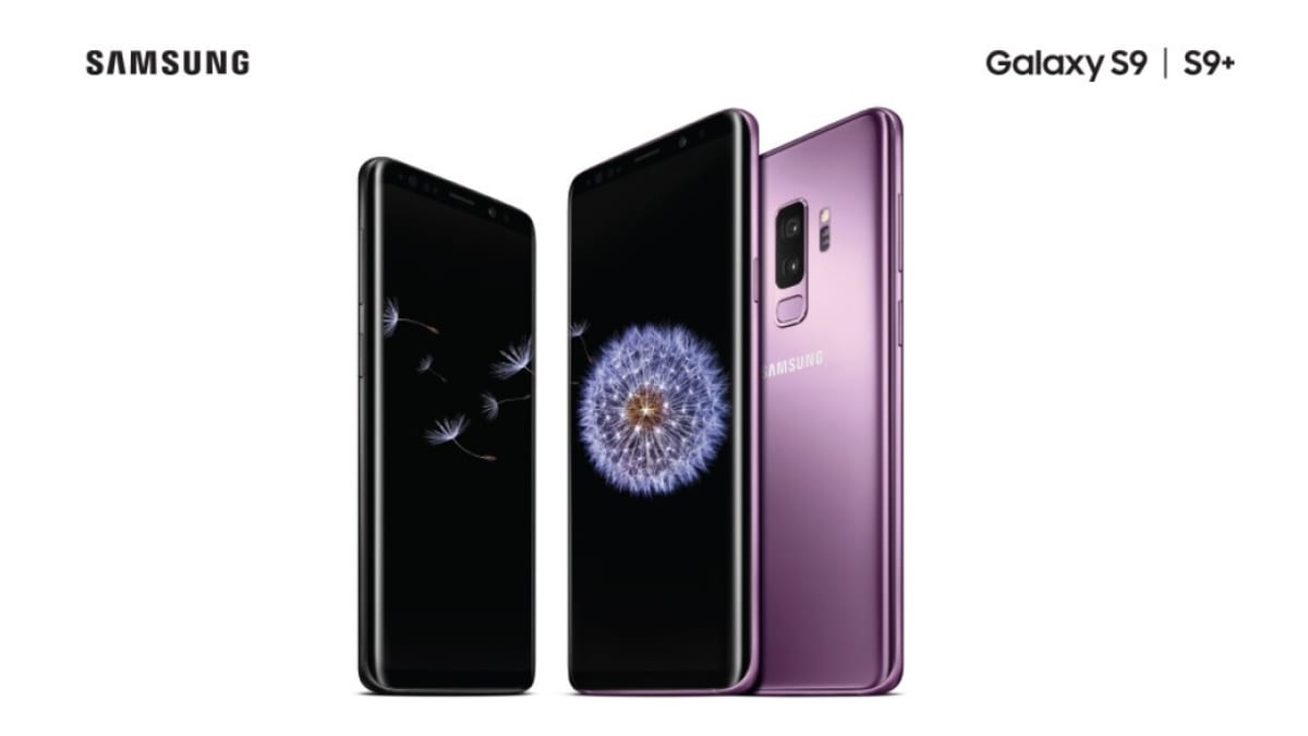 Samsung Galaxy™ S9 y S9+