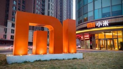Xiaomi compañía