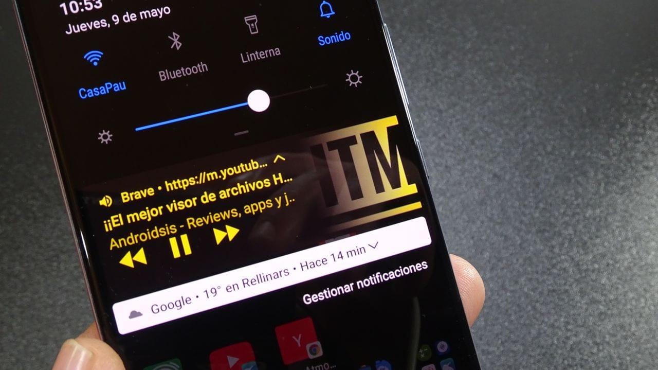 La mejor manera de hacer funcionar Youtube con pantalla apagada sin ser usuario Premium